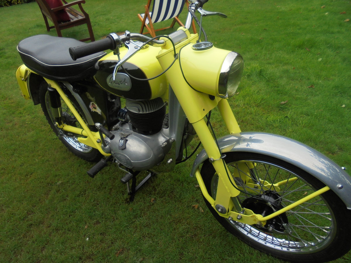 1957 Greeves 250cc roadster immaculate show winner For Sale (picture 6 of 6)