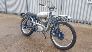 Greeves 20 TD Scottish 250cc Villiers 1960 Road Registered