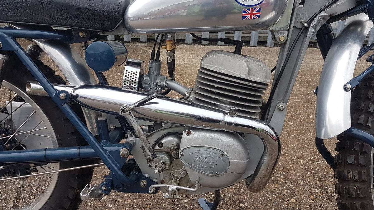 Greeves 20 TD Scottish 250cc Villiers 1960 Road Registered For Sale (picture 2 of 6)