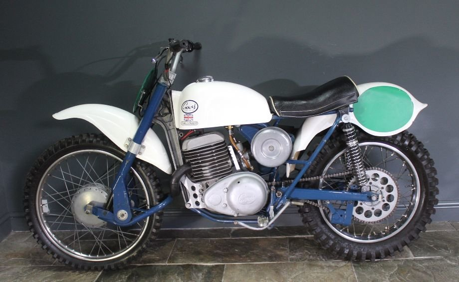 1965 Greeves Chaalenger 250 cc Two Stroke  MX3 SOLD (picture 1 of 6)