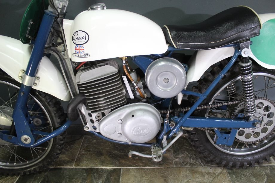 1965 Greeves Chaalenger 250 cc Two Stroke  MX3 SOLD (picture 3 of 6)