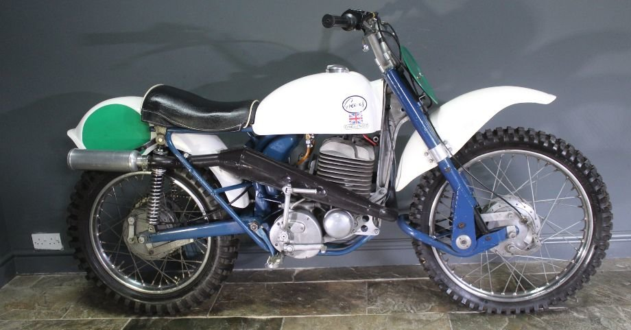 1965 Greeves Chaalenger 250 cc Two Stroke  MX3 SOLD (picture 4 of 6)