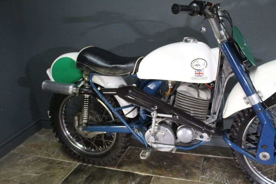 1965 Greeves Chaalenger 250 cc Two Stroke  MX3 SOLD (picture 5 of 6)