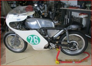 Picture of 1969 GREEVES - BSA Special - Racing CRMC
