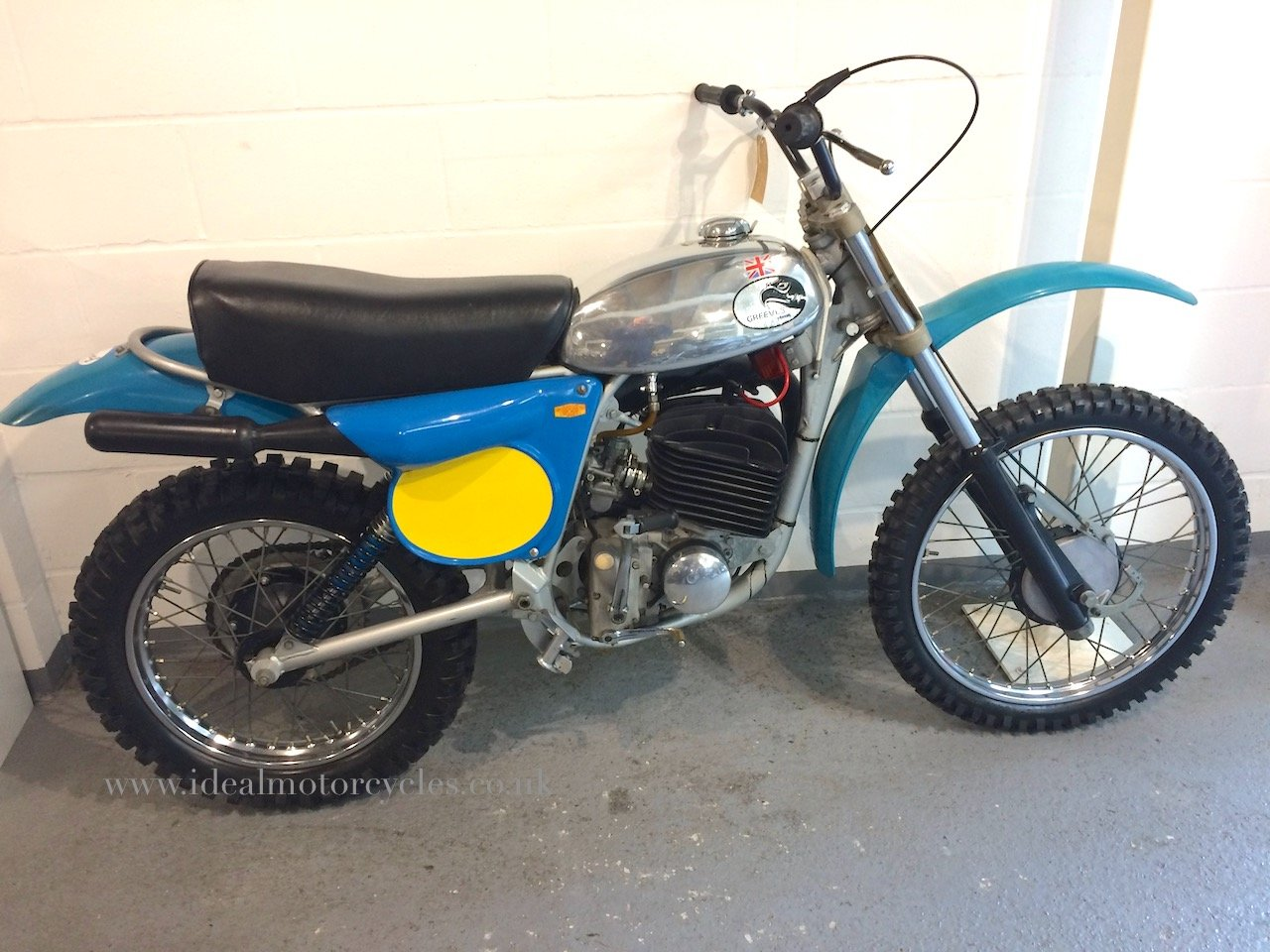 1976 Greeves MkII 380 QUB Griffon For Sale (picture 1 of 7)
