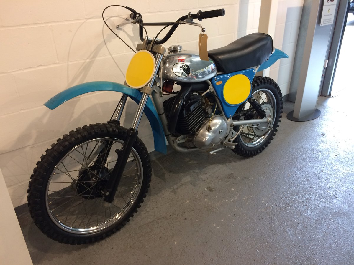 1976 Greeves MkII 380 QUB Griffon For Sale (picture 3 of 7)