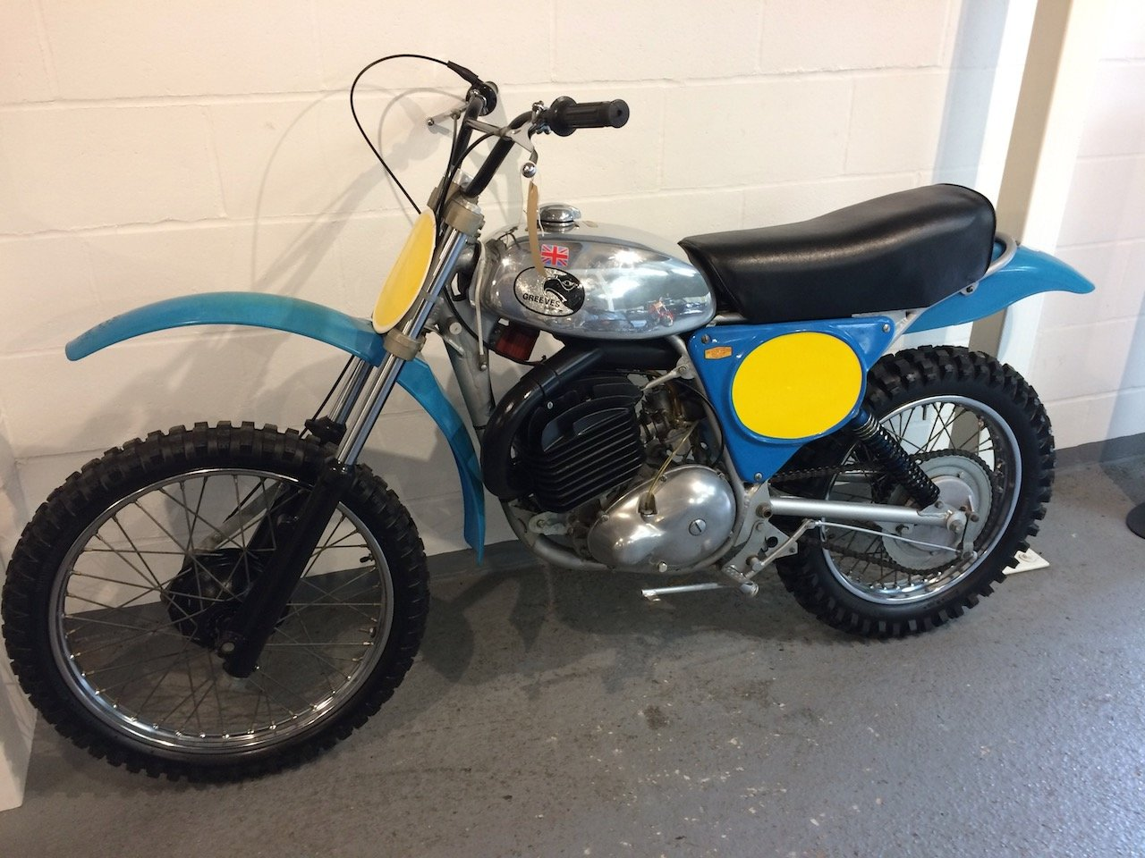 1976 Greeves MkII 380 QUB Griffon For Sale (picture 4 of 7)