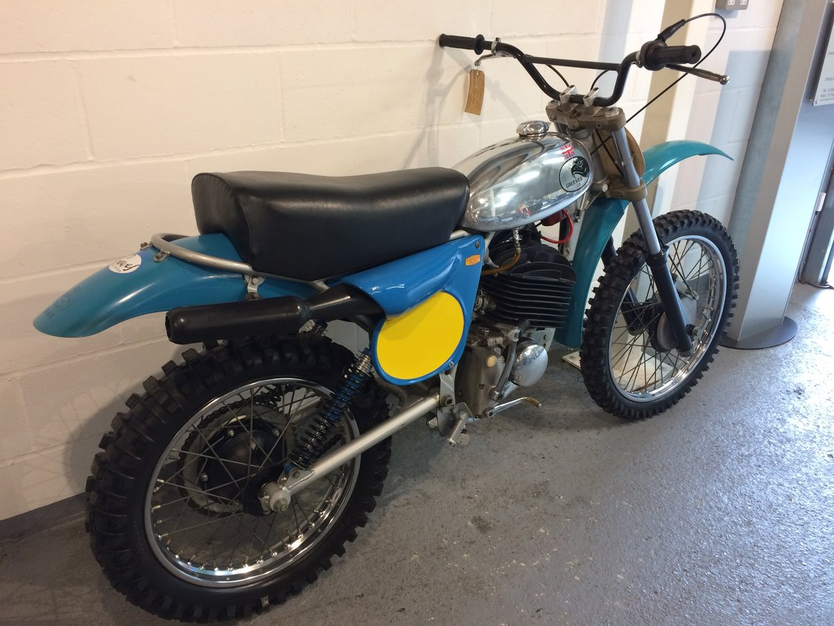 1976 Greeves MkII 380 QUB Griffon For Sale (picture 7 of 7)