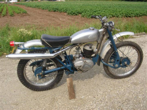 Greeves 20TA Scottish 1959 For Sale (picture 1 of 3)