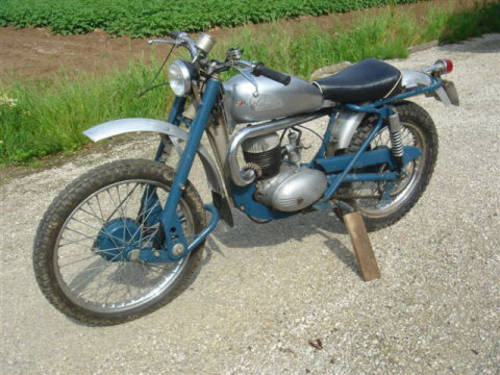 Greeves 20TA Scottish 1959 For Sale (picture 2 of 3)