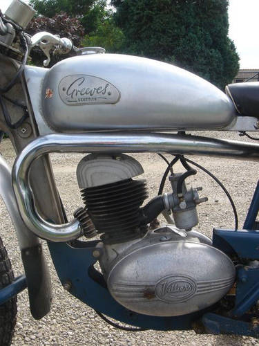 Greeves 20TA Scottish 1959 For Sale (picture 3 of 3)