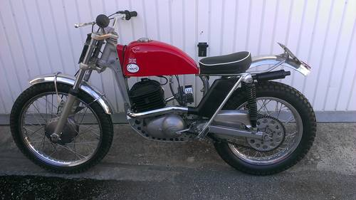 1967 Greeves THS 250cc Anglian Trials Fully Restored For Sale (picture 1 of 6)
