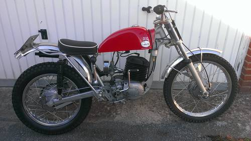 1967 Greeves THS 250cc Anglian Trials Fully Restored For Sale (picture 2 of 6)
