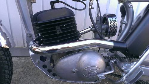 1967 Greeves THS 250cc Anglian Trials Fully Restored For Sale (picture 3 of 6)