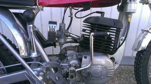1967 Greeves THS 250cc Anglian Trials Fully Restored For Sale (picture 4 of 6)