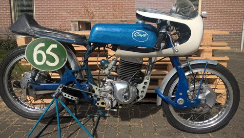 1960 Greeves RAS 250 racer ex Chas Mortimer SOLD (picture 1 of 6)