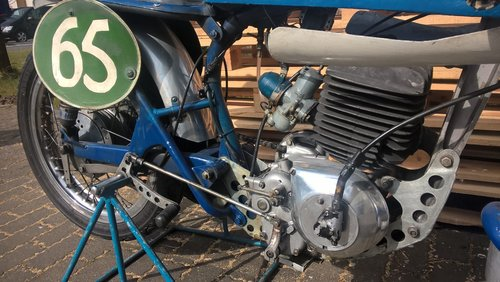 1960 Greeves RAS 250 racer ex Chas Mortimer SOLD (picture 2 of 6)