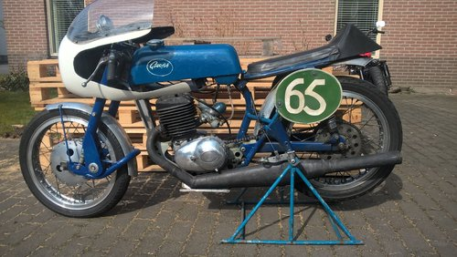1960 Greeves RAS 250 racer ex Chas Mortimer SOLD (picture 3 of 6)