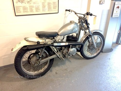1965 Greeves TFS 250 Trials SOLD (picture 6 of 6)