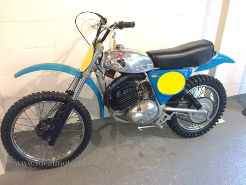 1976 Greeves MkII 380 QUB Griffon For Sale (picture 1 of 6)