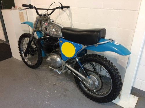 1976 Greeves MkII 380 QUB Griffon For Sale (picture 6 of 6)