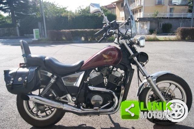 1984 HONDA VT 500 C  ORIGINALE POCHISSIMI KM For Sale (picture 1 of 6)