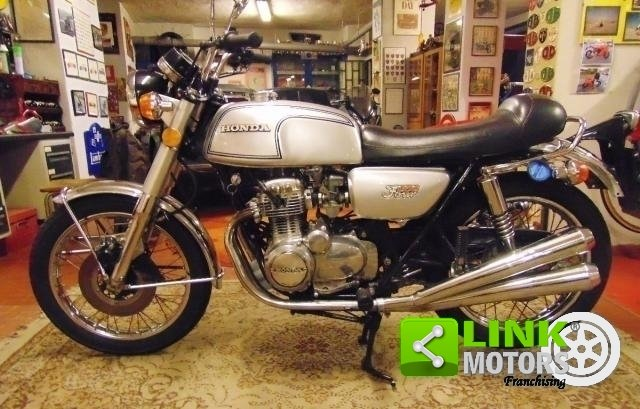 Honda CB 350 Four Iscritta ASI - 1974 For Sale (picture 1 of 6)