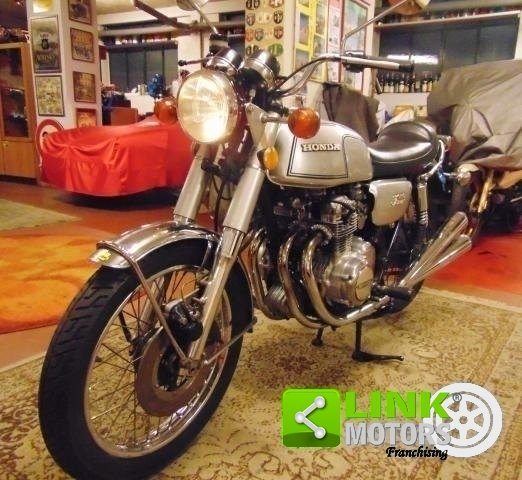 Honda CB 350 Four Iscritta ASI - 1974 For Sale (picture 2 of 6)