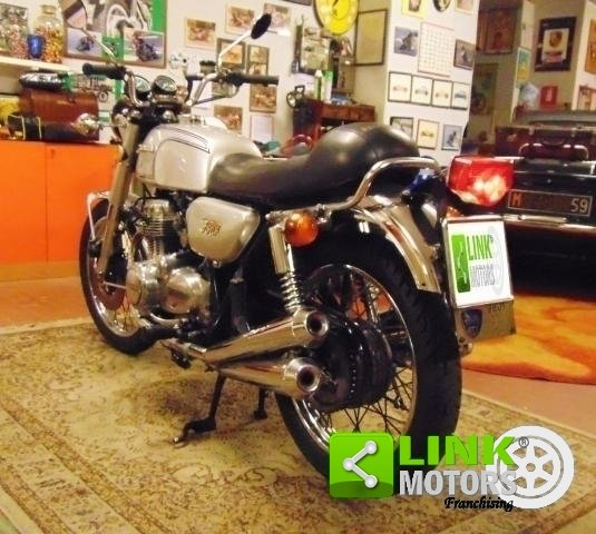 Honda CB 350 Four Iscritta ASI - 1974 For Sale (picture 3 of 6)
