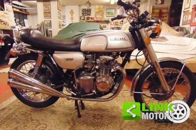 Honda CB 350 Four Iscritta ASI - 1974 For Sale (picture 4 of 6)