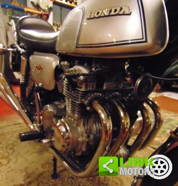 Honda CB 350 Four Iscritta ASI - 1974 For Sale (picture 5 of 6)