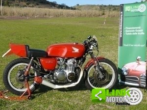 1972 HONDA 500 SAMOTO