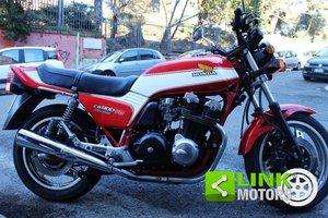 Honda CB 900 F2 del 1982, Appena revisionata e tagliandata,
