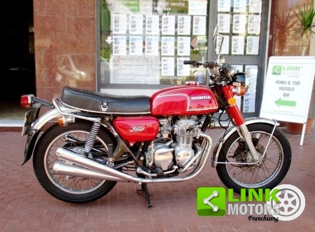 Honda CB 350 Four (1975) ASI For Sale (picture 1 of 6)