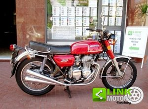 Honda CB 350 Four (1975) ASI
