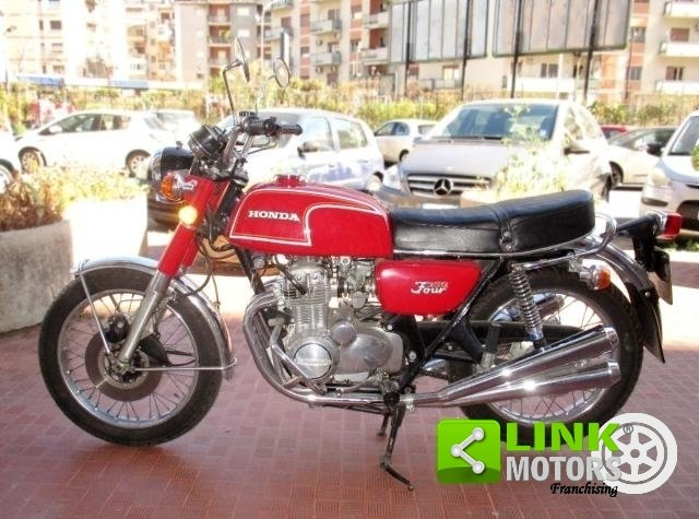 Honda CB 350 Four (1975) ASI For Sale (picture 2 of 6)