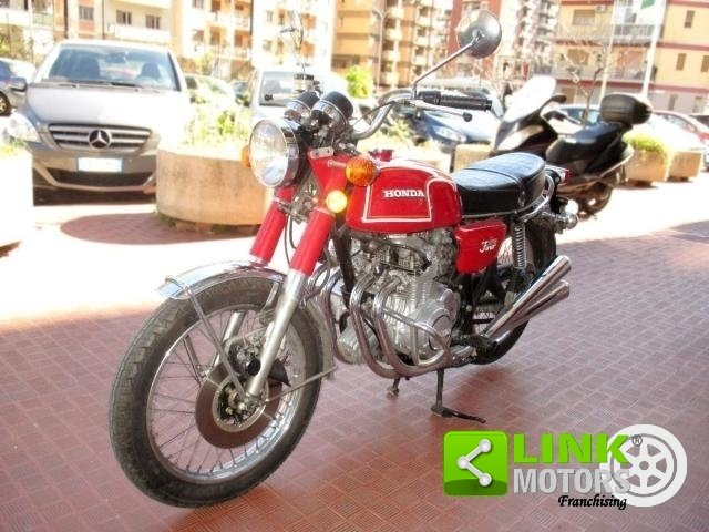 Honda CB 350 Four (1975) ASI For Sale (picture 3 of 6)
