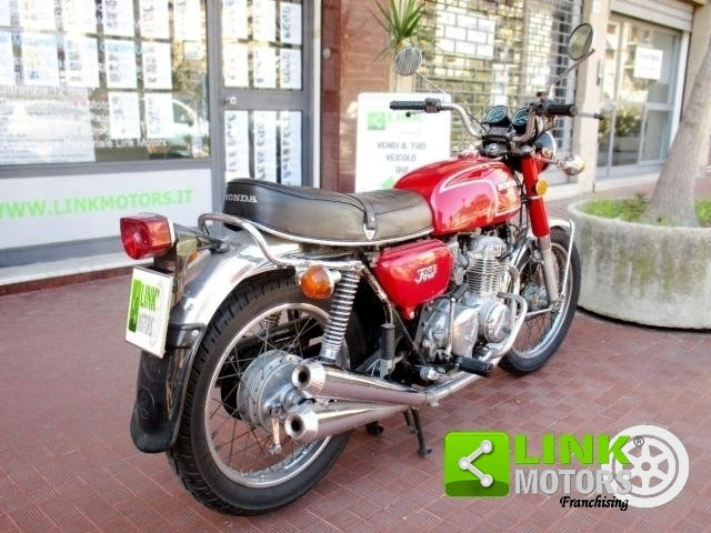Honda CB 350 Four (1975) ASI For Sale (picture 4 of 6)