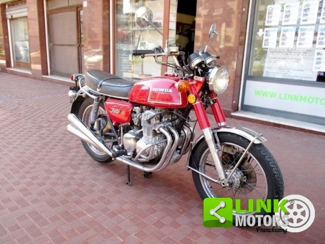 Honda CB 350 Four (1975) ASI For Sale (picture 5 of 6)