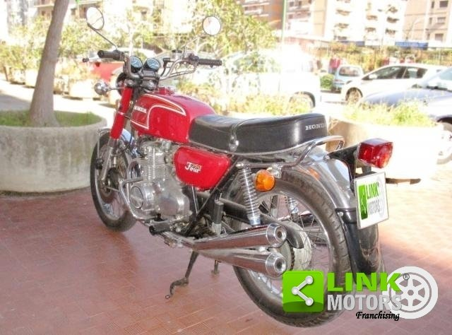 Honda CB 350 Four (1975) ASI For Sale (picture 6 of 6)