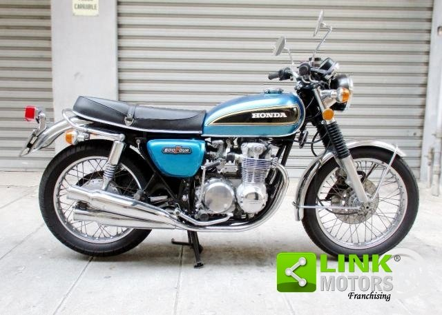 Honda CB 500 Four (1975) RESTAURO TOTALE For Sale (picture 1 of 6)