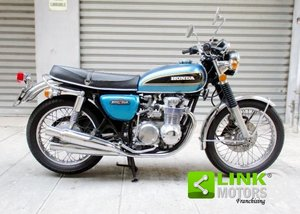 1975 Honda CB 500 Four () RESTAURO TOTALE