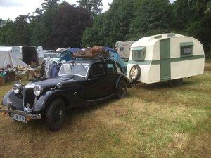 Guildford Vintage Caravan