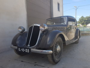 "1938 Hansa 1700 38"""