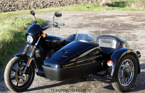 2017 Harley Davidson 750 Street sidecar combination SOLD (picture 2 of 4)