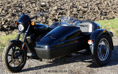 2017 Harley Davidson 750 Street sidecar combination SOLD (picture 3 of 4)