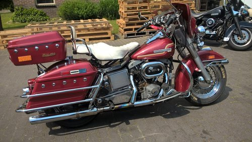 Harley davidson electra glide 1976 For Sale (picture 1 of 6)