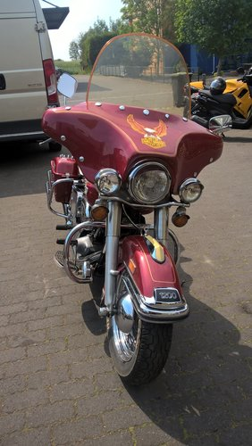 Harley davidson electra glide 1976 For Sale (picture 2 of 6)