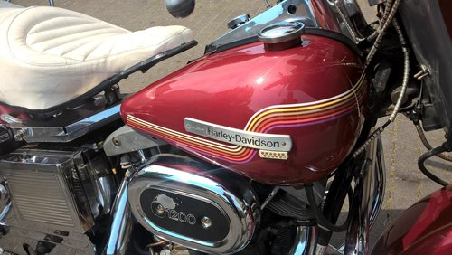 Harley davidson electra glide 1976 For Sale (picture 3 of 6)