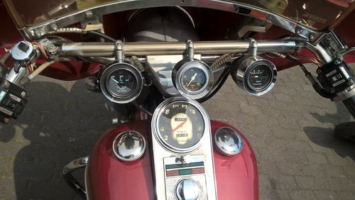 Harley davidson electra glide 1976 For Sale (picture 5 of 6)